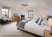 Master King Size bedroom with ensuite shower room