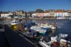 Colourful Anstruther Harbour