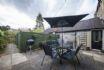 The Corner House - courtyard