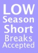 Low Season Short Breaks