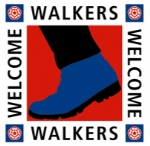 Walkers Welcome Award