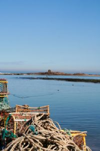 Seahouses Harbour Powderhouse