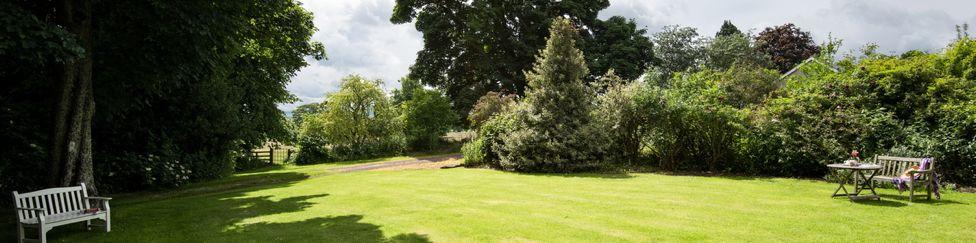 Milfield Hill Cottage - banner image