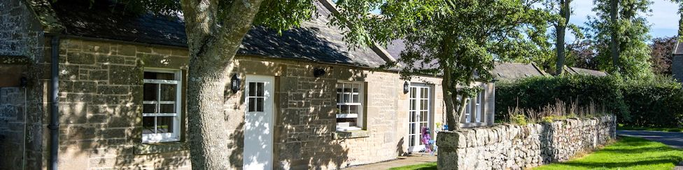 The Bothy at Swinton Hill - banner image