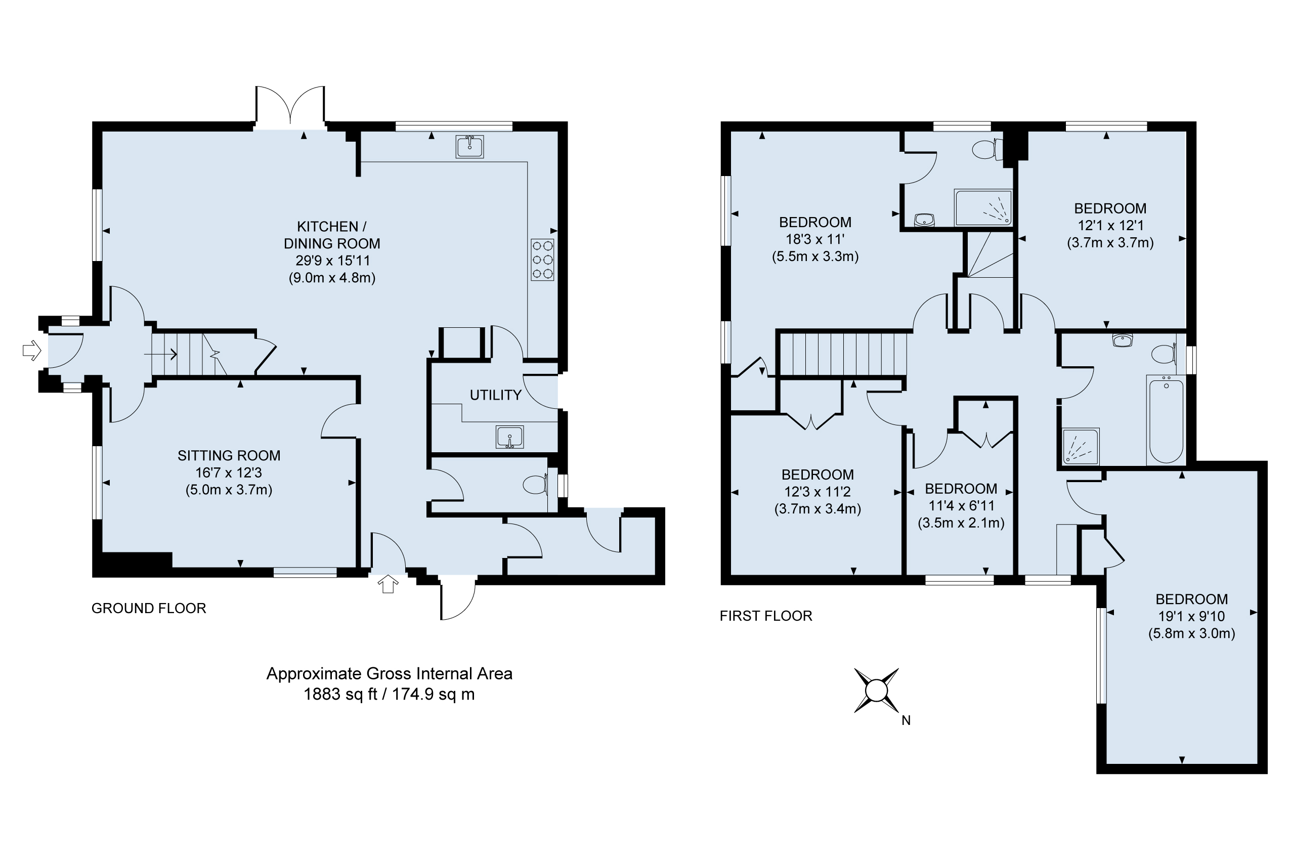 Floor Plan - Cowslip