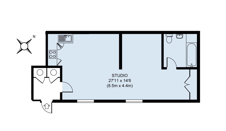 Floor Plan Buttercup