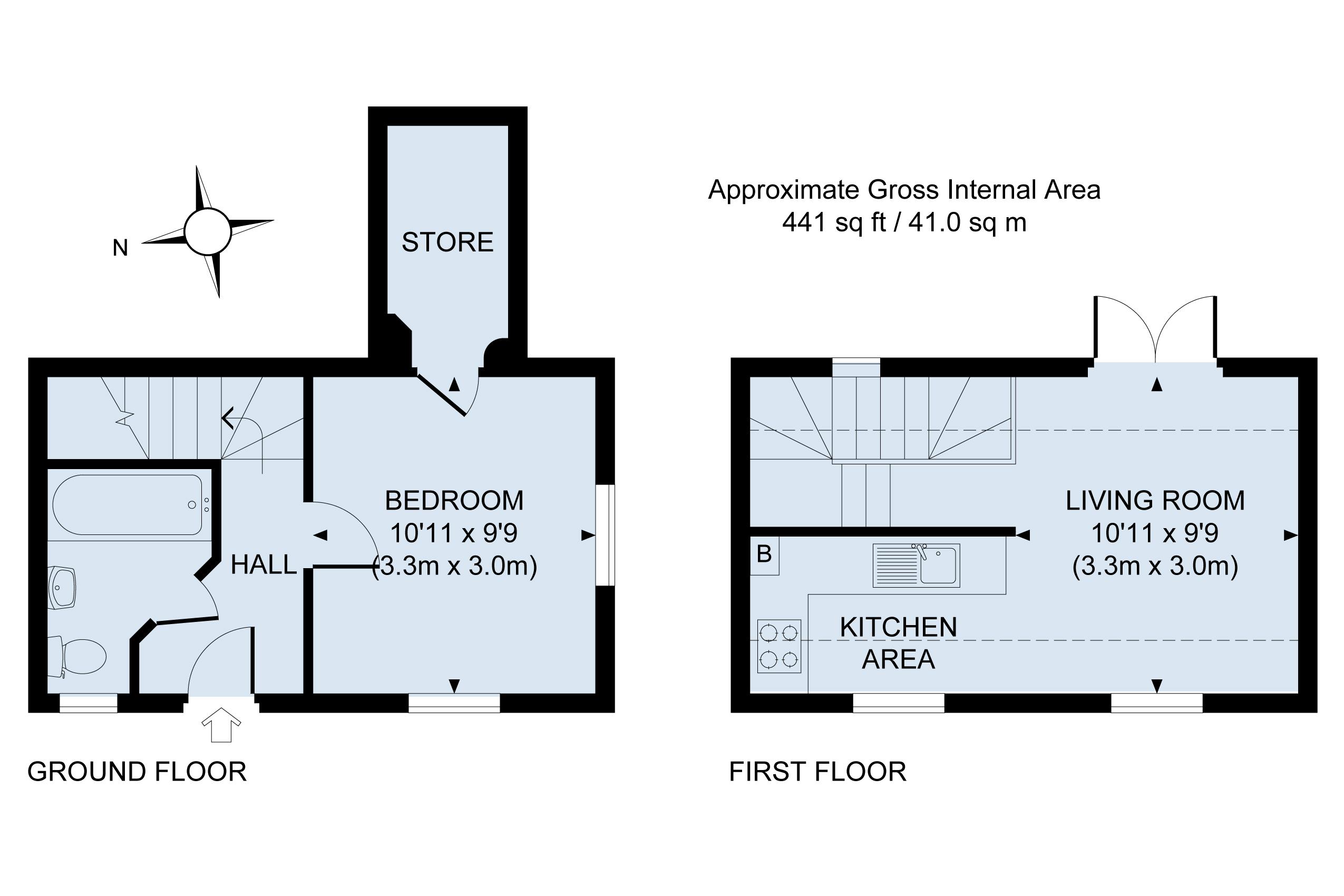 Floor Plan - Shannon