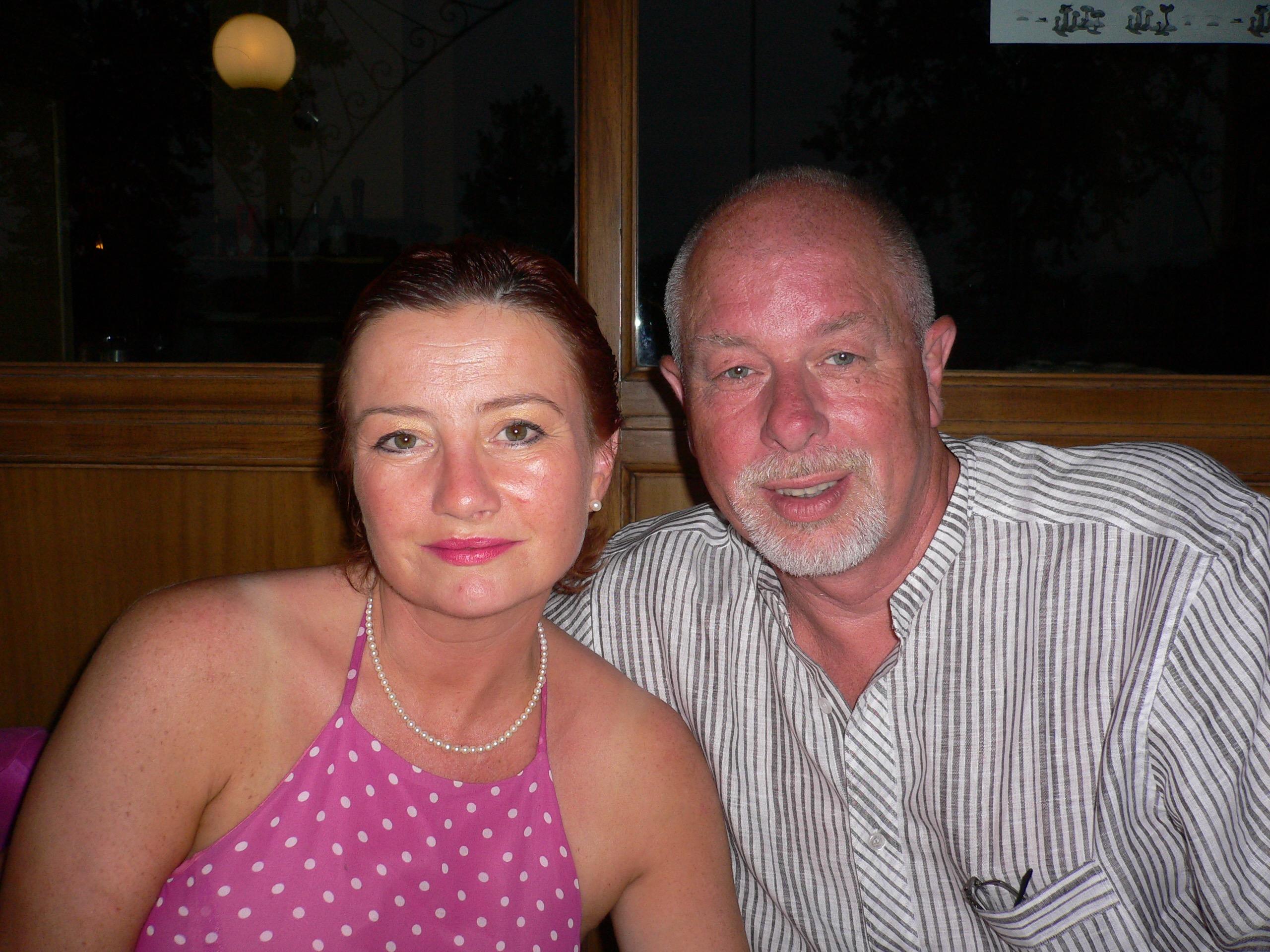 Moira & Keith