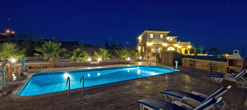 Cyprus Holiday Villa 87742