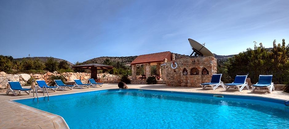 Cyprus Holiday Villa 35383