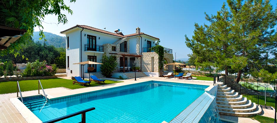 Cyprus Holiday Villa 506