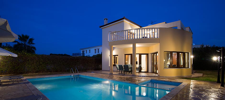 Cyprus Holiday Villa 62239