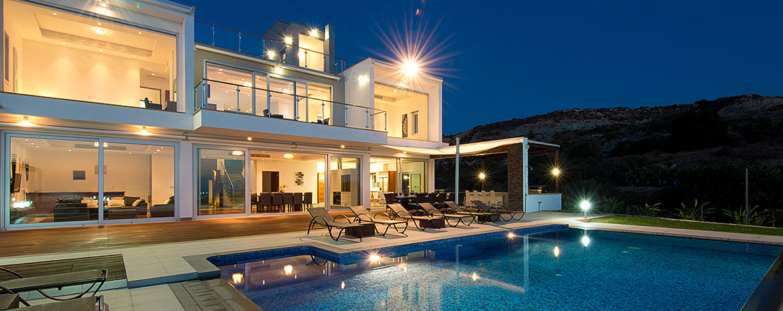 Cyprus Holiday Villa 60363