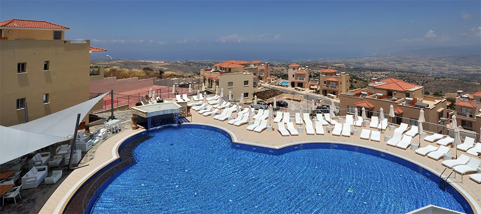 Cyprus Holiday Villa 44214
