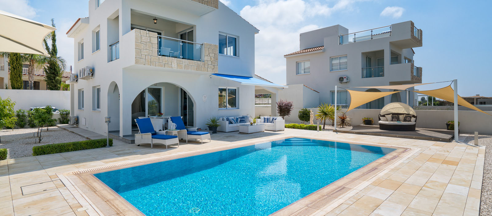 Cyprus Holiday Villa 491157