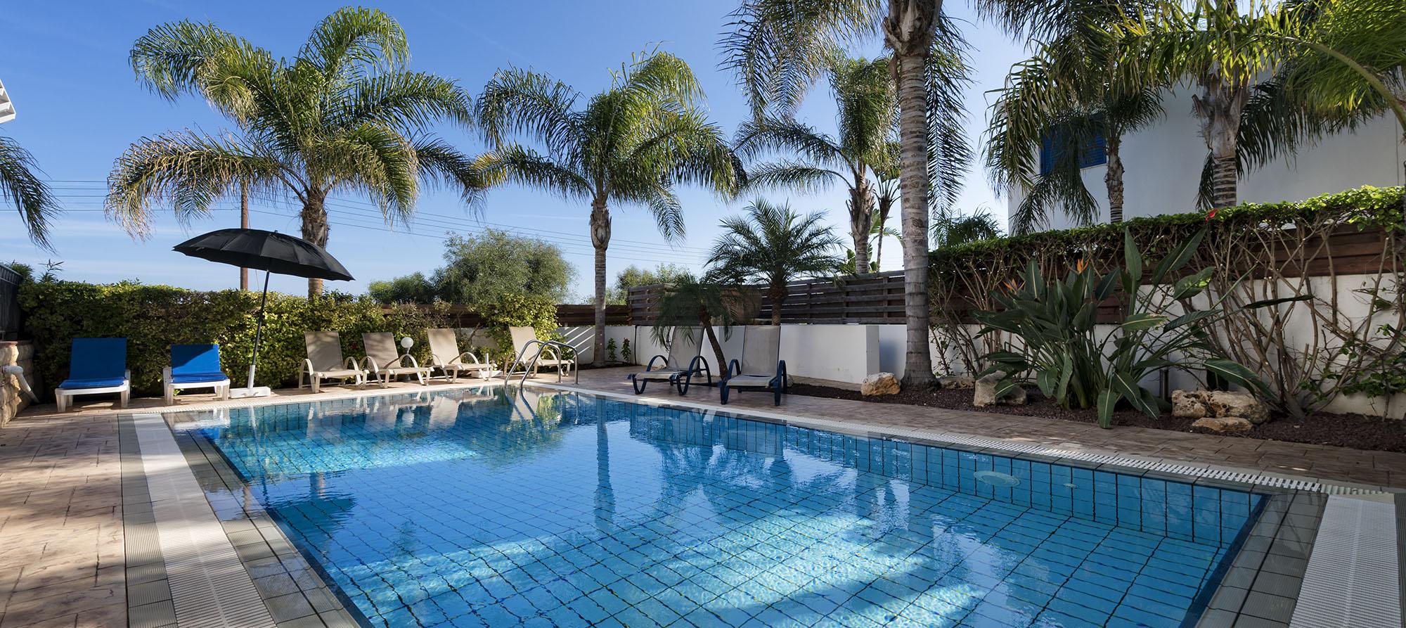 Cyprus Holiday Villa 380