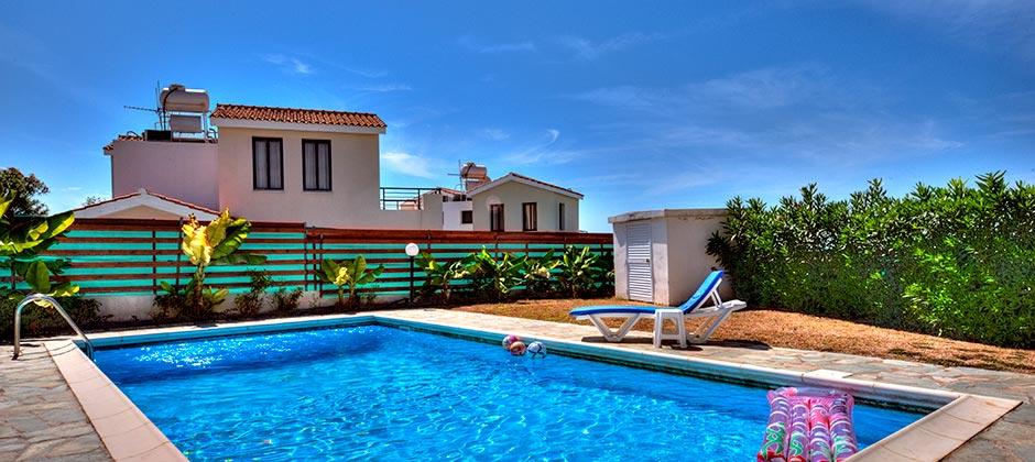 Cyprus Holiday Villa 3041
