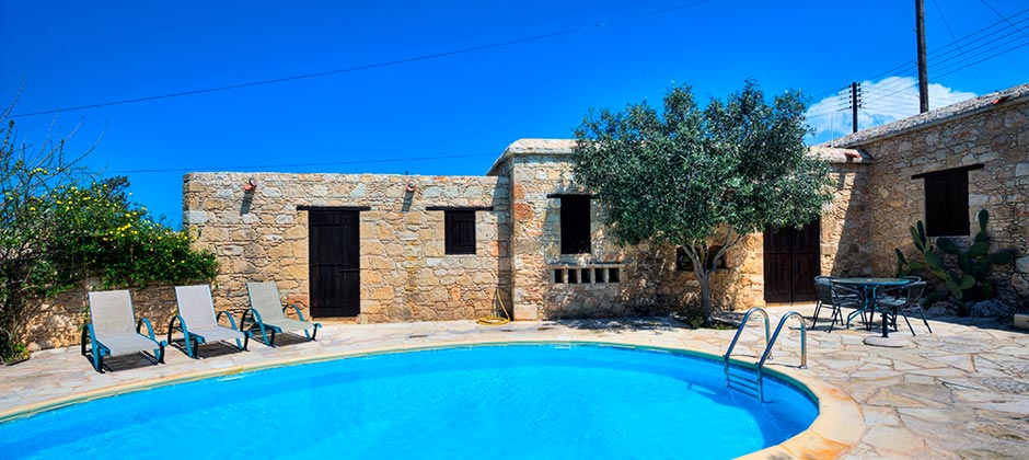 Cyprus Holiday Villa 465