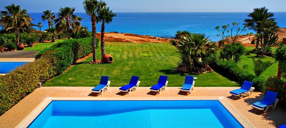 Cyprus Holiday Villa 483