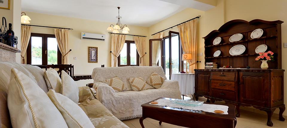 Cyprus Holiday Villa 85740