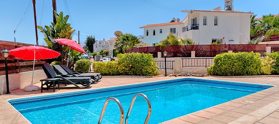 Cyprus Holiday Villa 351