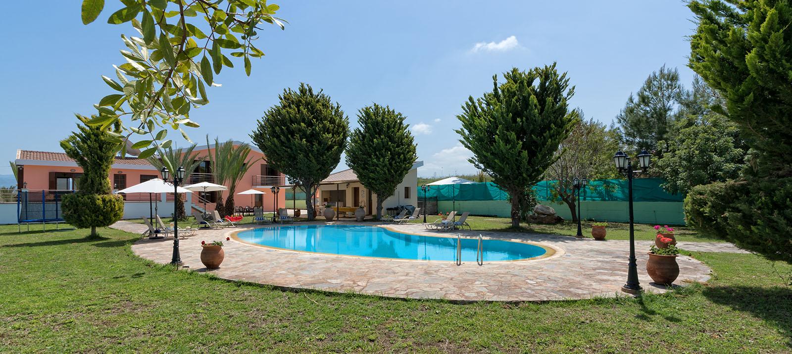 Cyprus Holiday Villa 491183