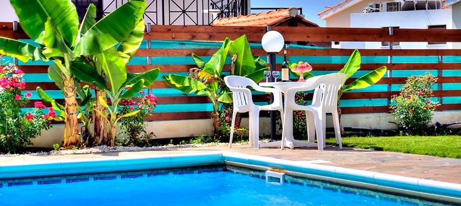 Cyprus Holiday Villa 417