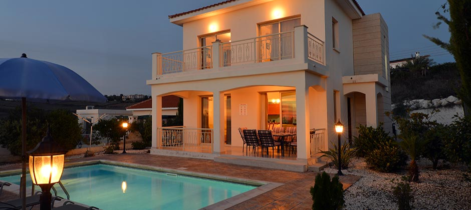 Cyprus Holiday Villa 50277