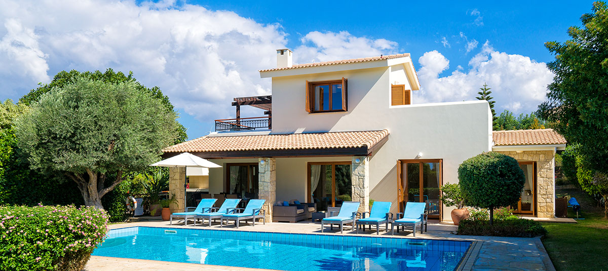 Cyprus Holiday Villa 488291