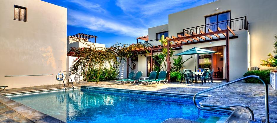 Cyprus Holiday Villa 3050