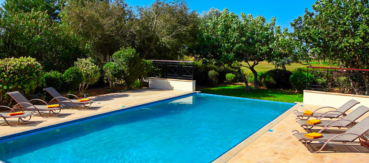 Cyprus Holiday Villa 490616