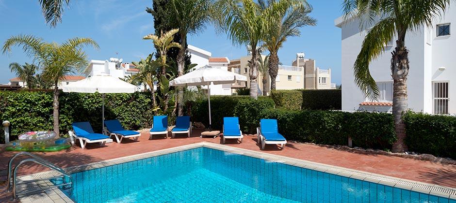 Cyprus Holiday Villa 72258