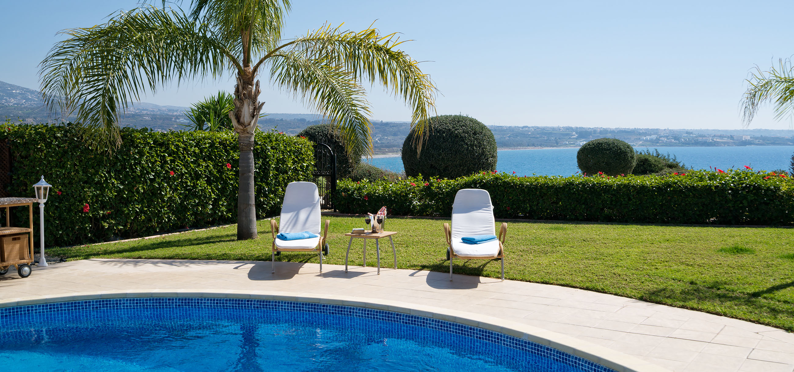 Cyprus Holiday Villa 397500