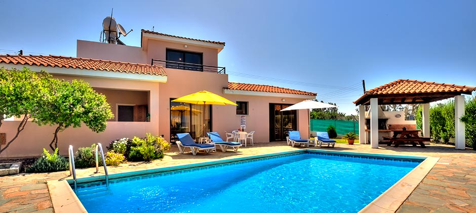 Cyprus Holiday Villa 416