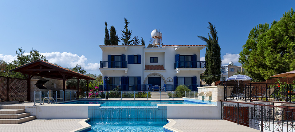 Cyprus Holiday Villa 76322