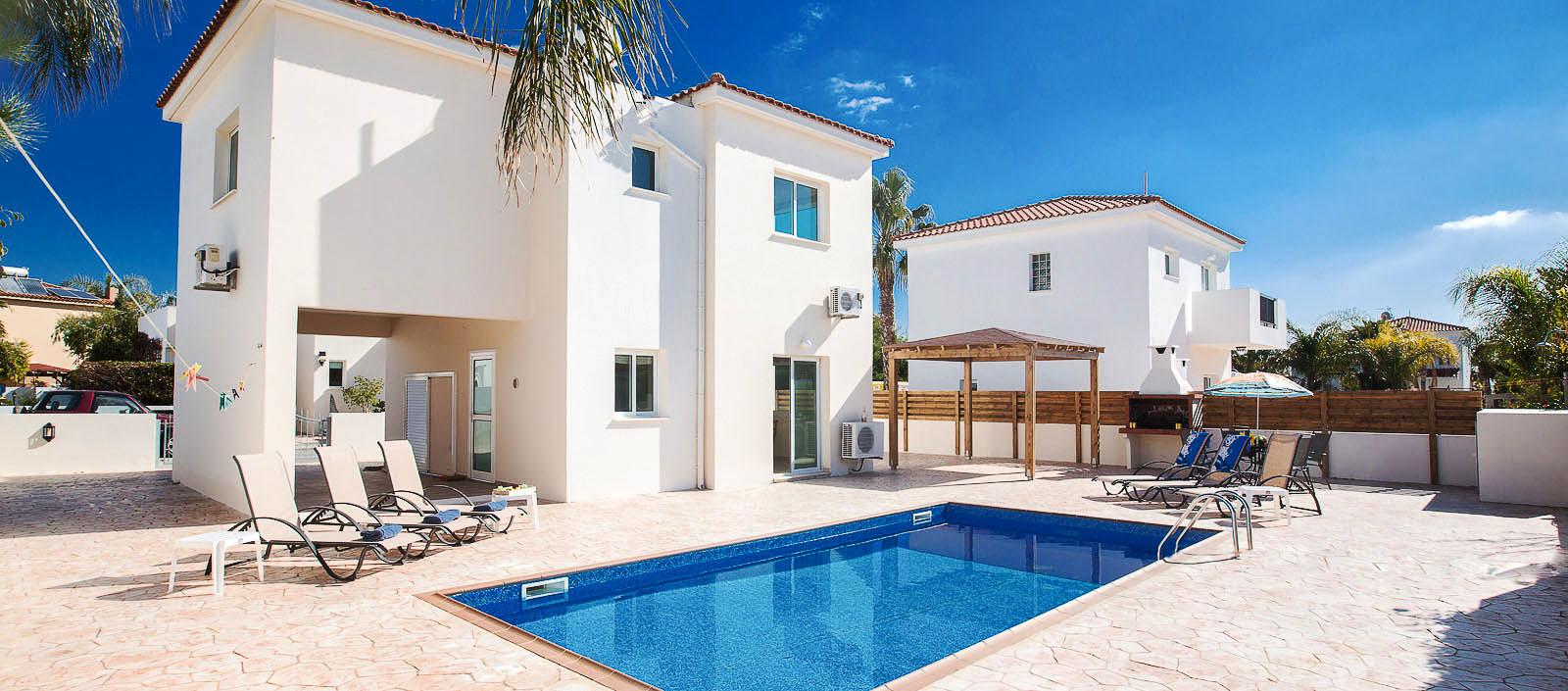 Cyprus Holiday Villa 489953