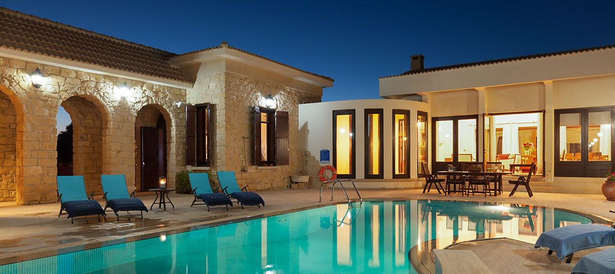 Cyprus Holiday Villa 490420