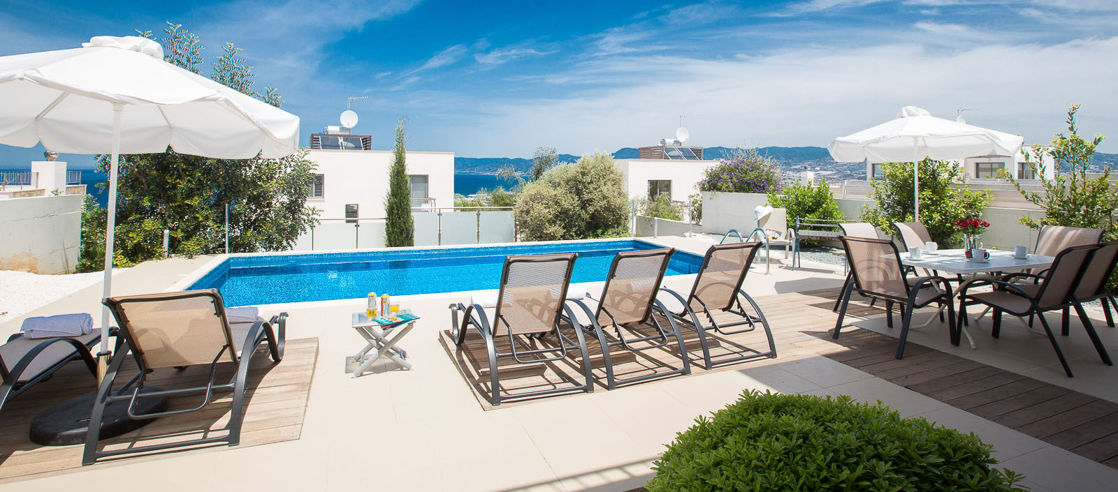 Cyprus Holiday Villa 490169