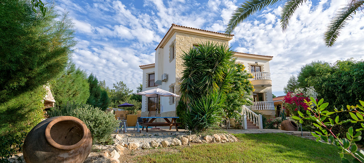 Cyprus Holiday Villa 487014