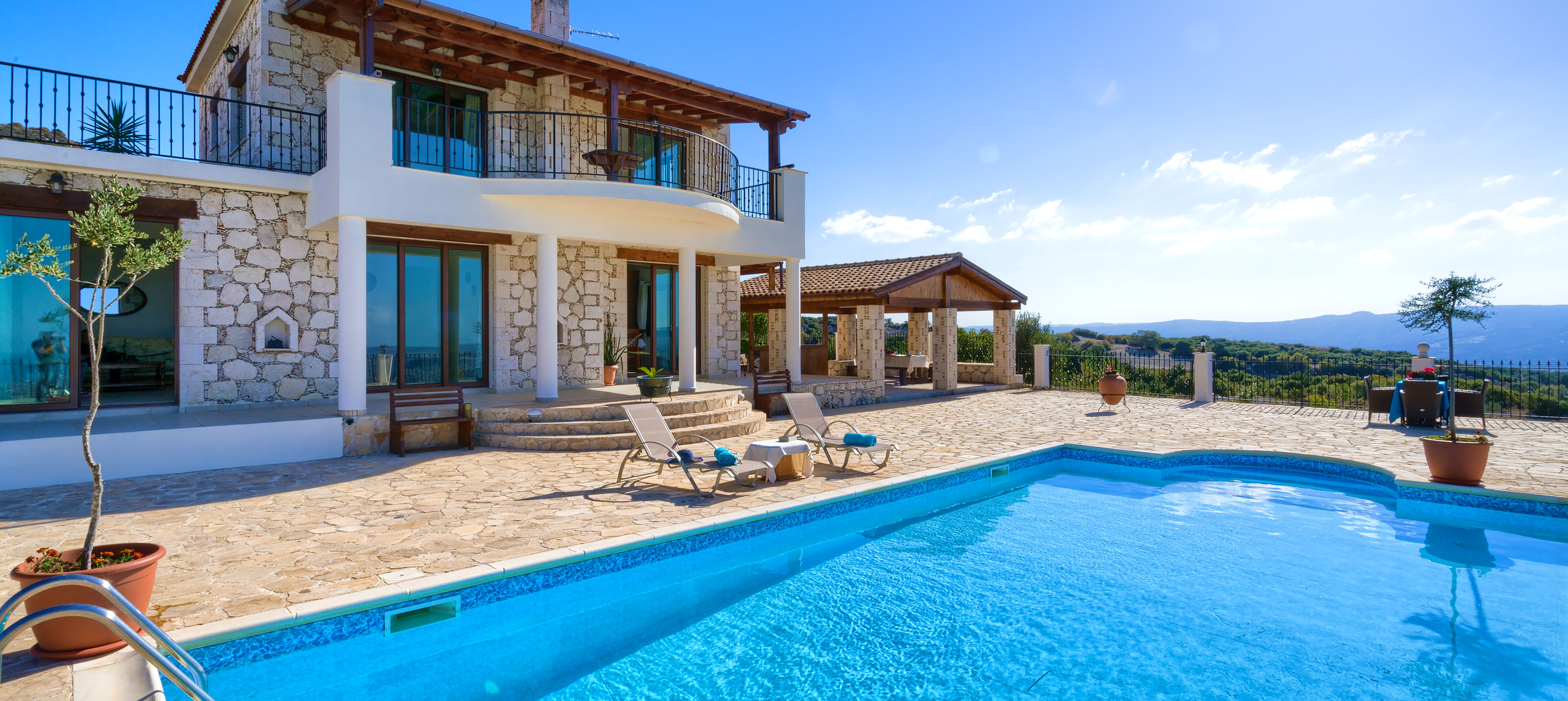Cyprus Holiday Villa 487023