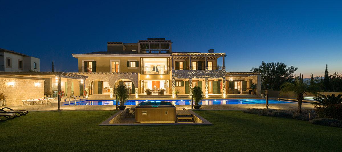 Cyprus Holiday Villa 487925