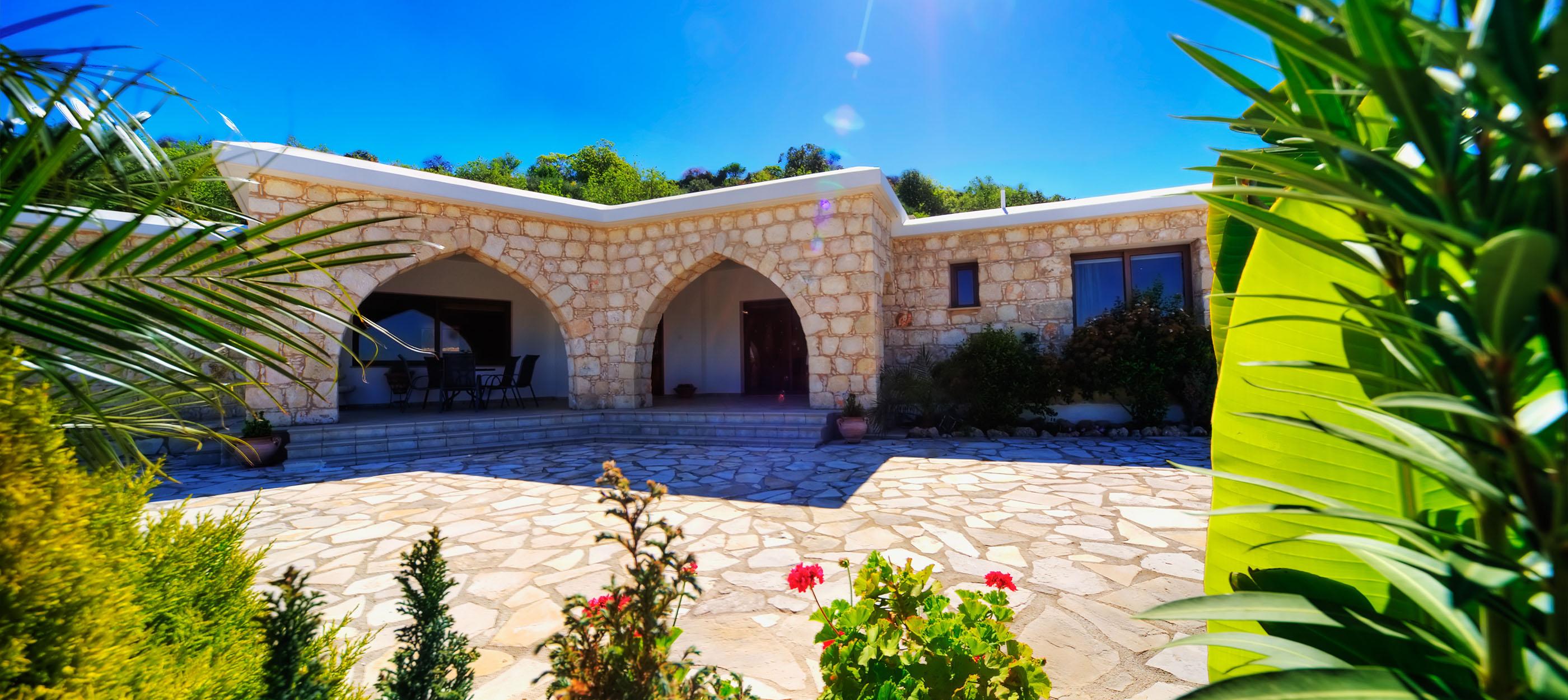 Cyprus Holiday Villa 390