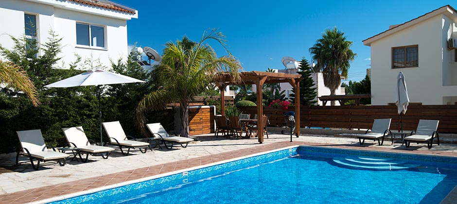 Cyprus Holiday Villa 60365