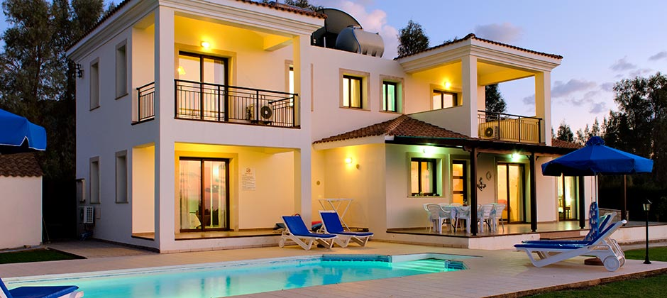 Cyprus Holiday Villa 382