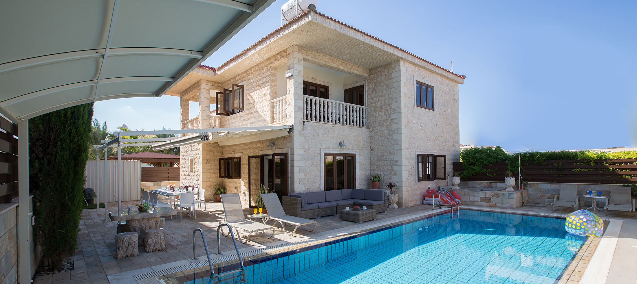Cyprus Holiday Villa 521589