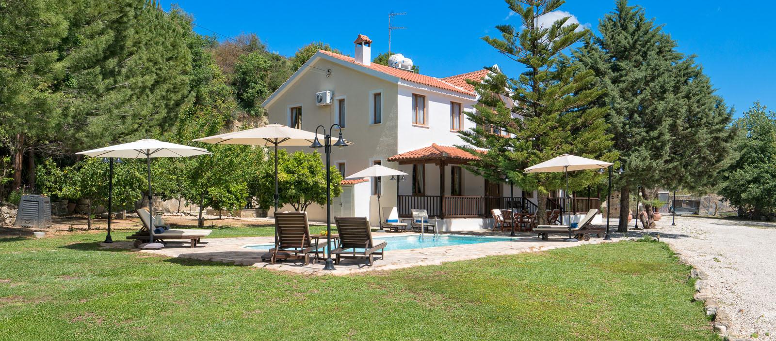 Cyprus Holiday Villa 384132
