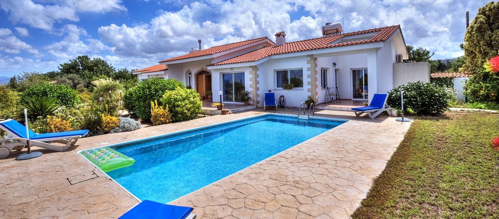 Cyprus Holiday Villa 446