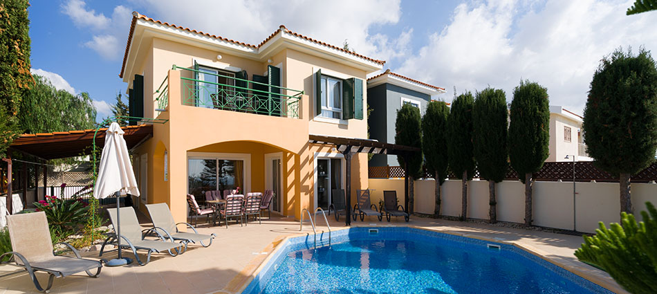 Cyprus Holiday Villa 393190