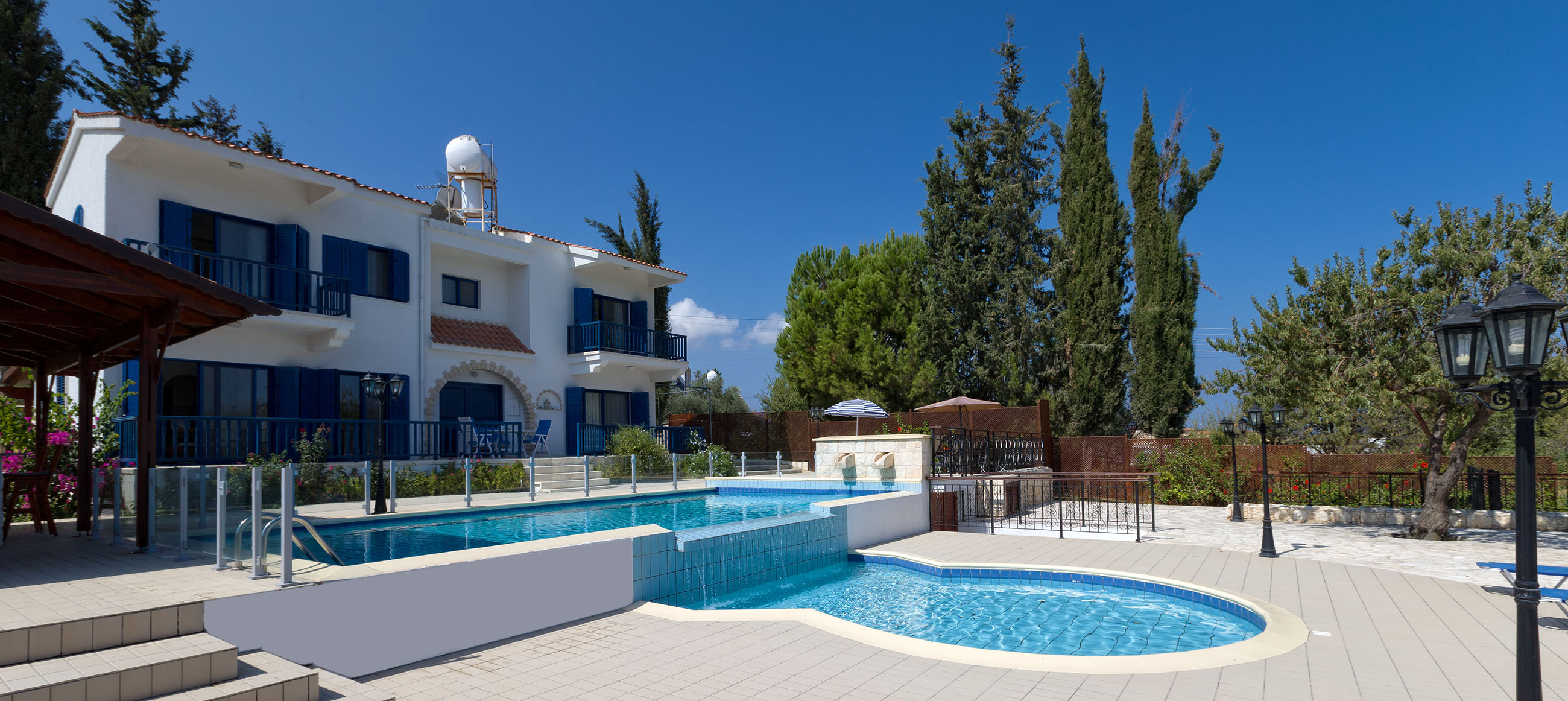 Cyprus Holiday Villa 76322