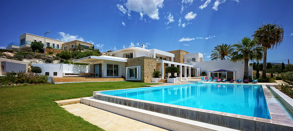 Cyprus Holiday Villa 75007